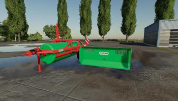 DUEVELSDORF PACK V1.0.0.0 для Farming Simulator 2019
