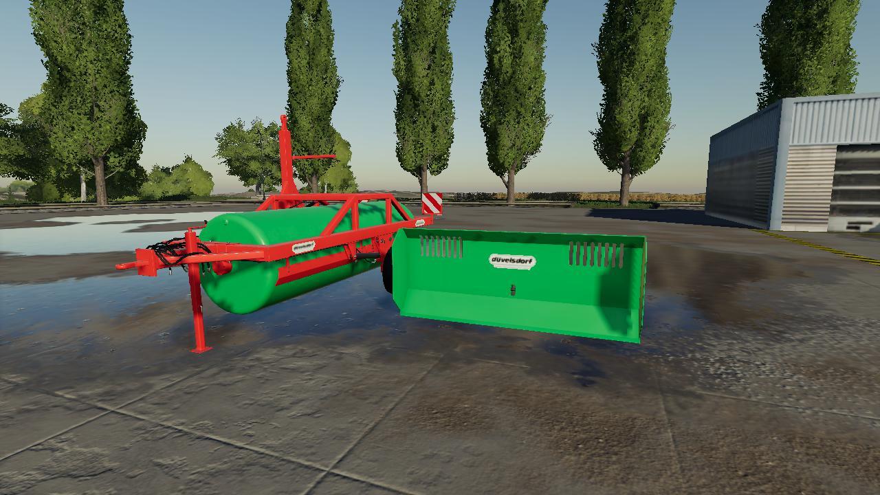 DUEVELSDORF PACK V1.0.0.0 для Farming Simulator 2019