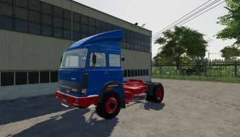 IVECO-MAGIRUS DEUTZ TURBO V1.0.0.0 для Farming Simulator 2019