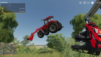 Мод «Супер сила» для Farming Simulator 2019