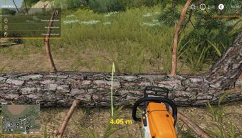 Мод «Линейка» для Farming Simulator 2019