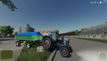 МТЗ-82 v 1.1 для Farming Simulator 2019