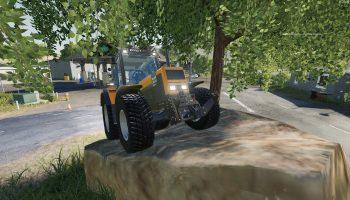Модельный ряд Renault 100-54 — 180-94 для Farming Simulator 2019