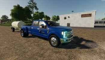 2019 F450 Platinum v3.0 для Farming Simulator 2019