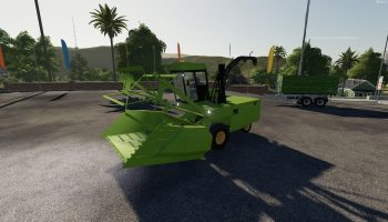 Fortschritt E281 v 1.0 для Farming Simulator 2019