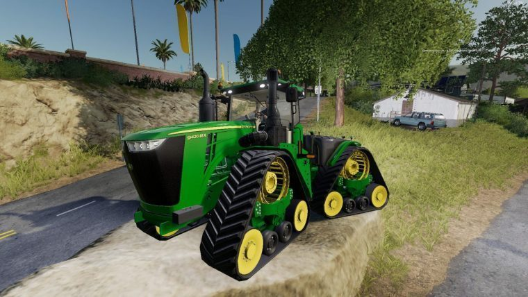 John Deere 9RX v1.0.0.0 для Farming Simulator 2019