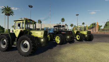 MB Trac 1300 – 1800 v 1.1 для Farming Simulator 2019
