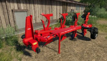 KUHN VARIMASTER 153 V1.0.0.0 для Farming Simulator 2019