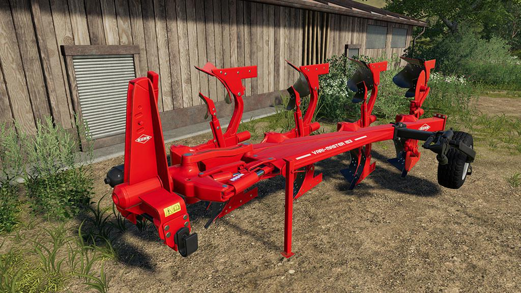 KUHN VARIMASTER 153 V1.0.0.0 для Farming Simulator 2019