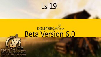 COURSEPLAY V6.01.00021 BETA для Farming Simulator 2019