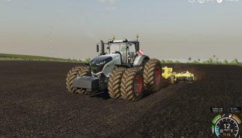 MOД FENDT 1000 VARIO BAUREIHE V1.0.1 для Farming Simulator 2019