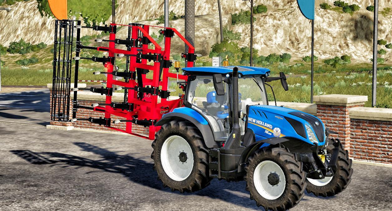 VILA CHISEL SXHV-20 V1.0.0.0 для Farming Simulator 2019