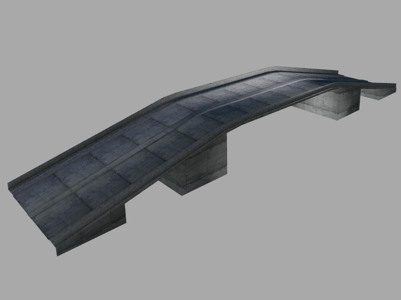 PLACEABLE BRIDGE V1.1 для Farming Simulator 2019