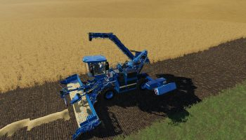 HOLMER TERRA FELIS V1.0.0.0 для Farming Simulator 2019