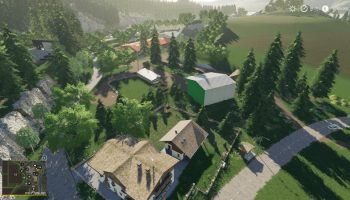 NIEDERBAYERN V1.5 для Farming Simulator 2019