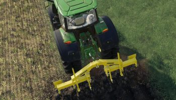 AGRISEM COMBIPLOW 4MX V1.0.0.0 для Farming Simulator 2019