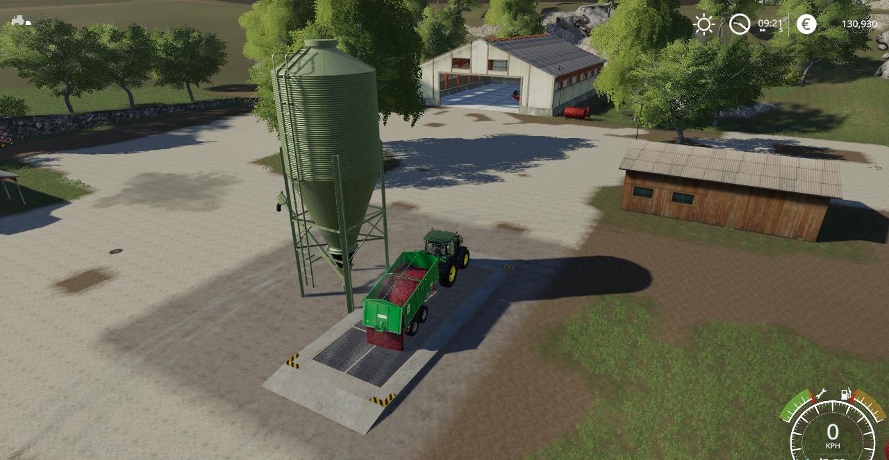 MULTILAGER V1.02 для Farming Simulator 2019