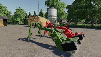 FSI ST 65 T V1.0.0.0 для Farming Simulator 2019
