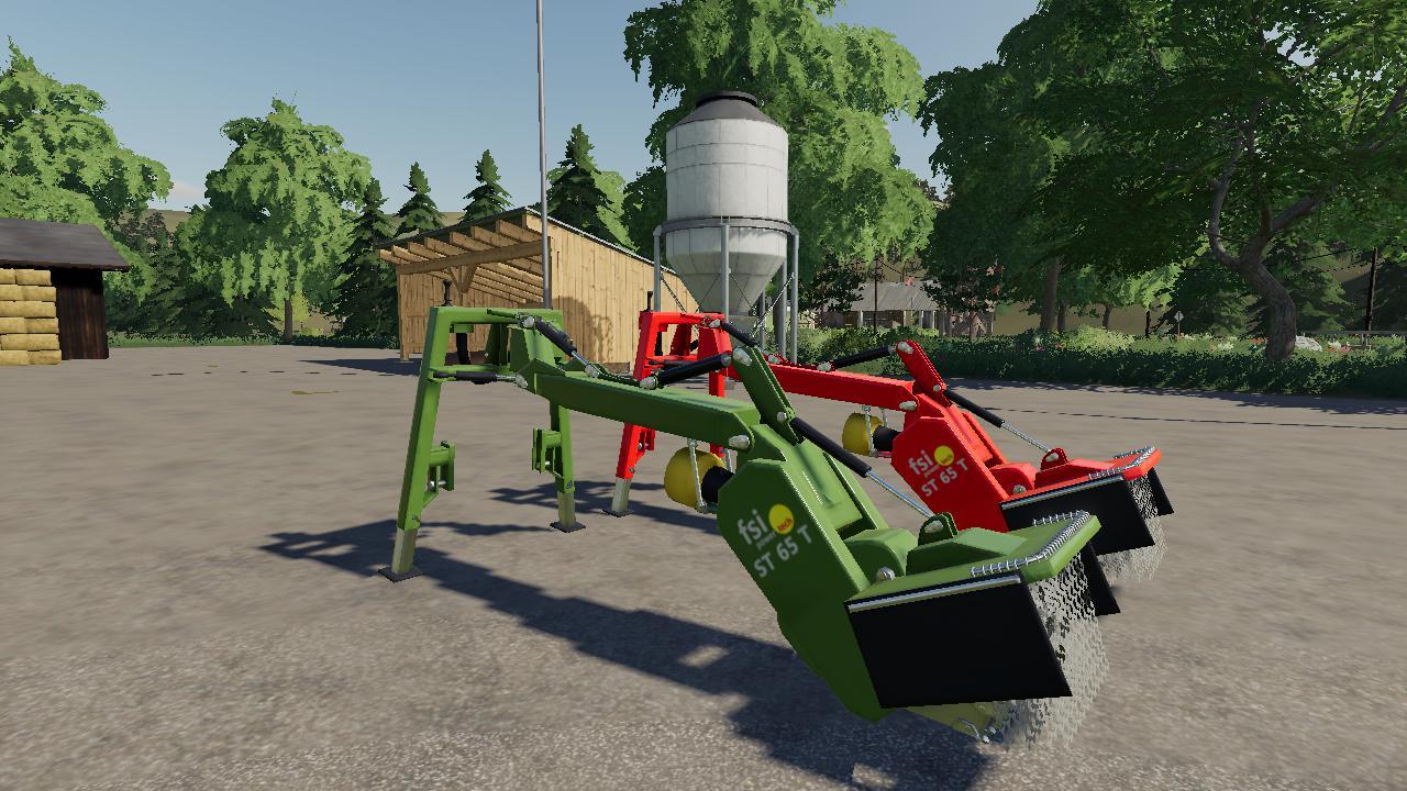 FSI ST 65 T V1.0.0.0 для Farming Simulator 2019