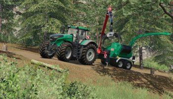 FENDT VARIO 1000 V1.0.0.0 для Farming Simulator 2019