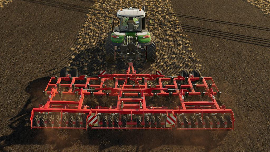HORSCH TIGER 10LT V1.0.0.0 для Farming Simulator 2019