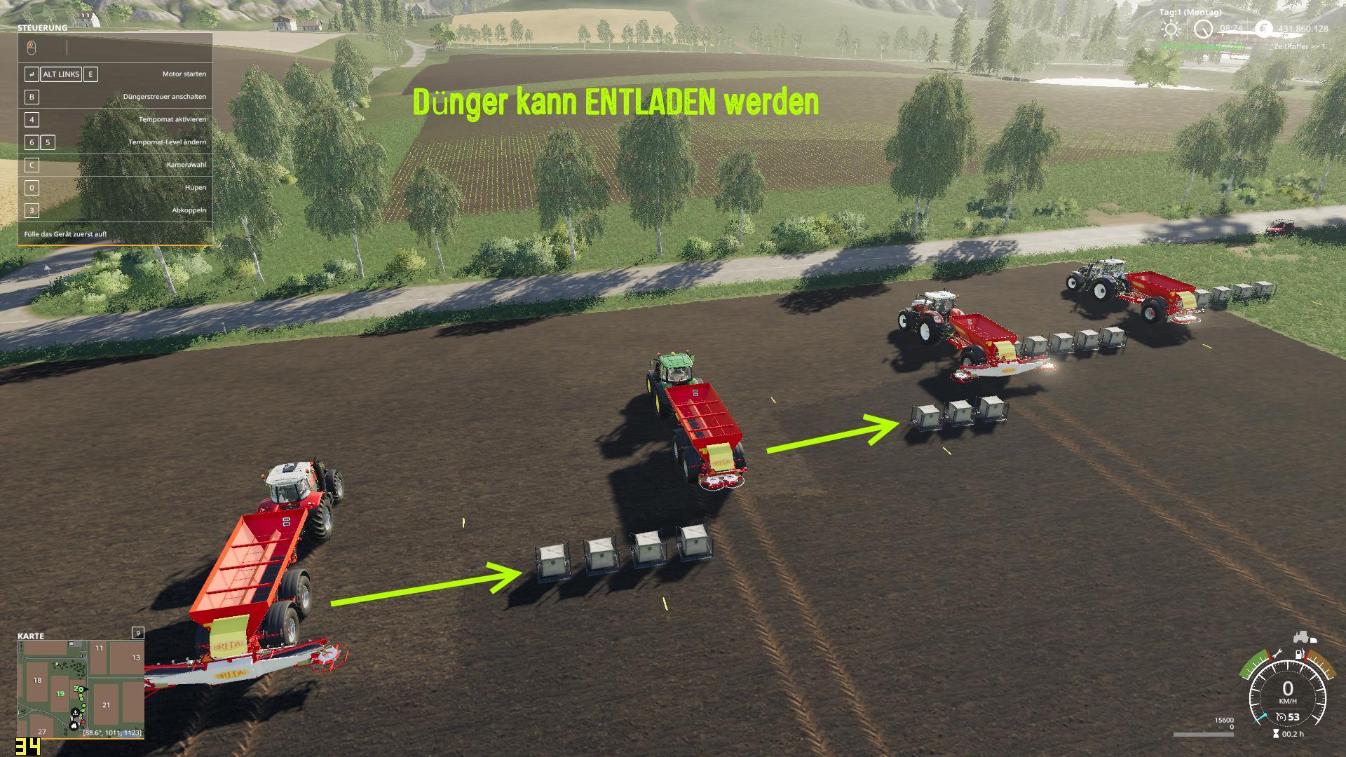 BREDAL K VSB V1.0.0.0 для Farming Simulator 2019