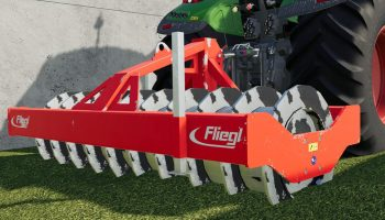 FLIEGL SILOROLLER V1.0.0.0 для Farming Simulator 2019
