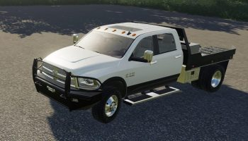 RAM 3500 FLATBED V1.0.0.0 для Farming Simulator 2019