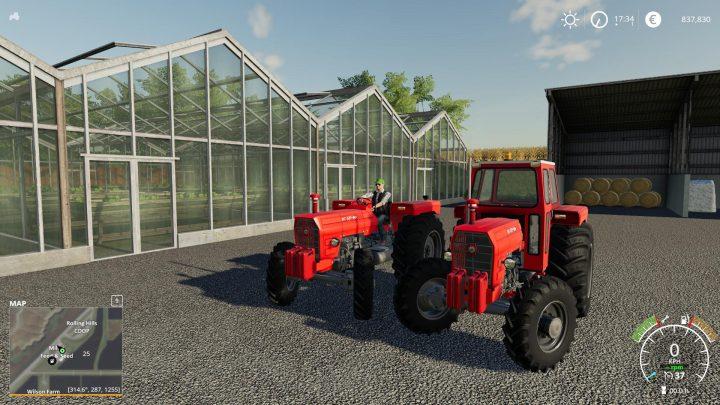 Imt 577 v0.1 для Farming Simulator 2019