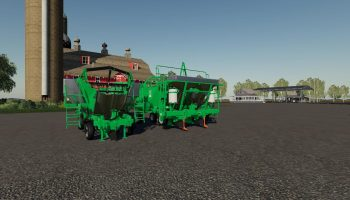 MOД GESSNER PACK V1.0.0.0 для Farming Simulator 2019