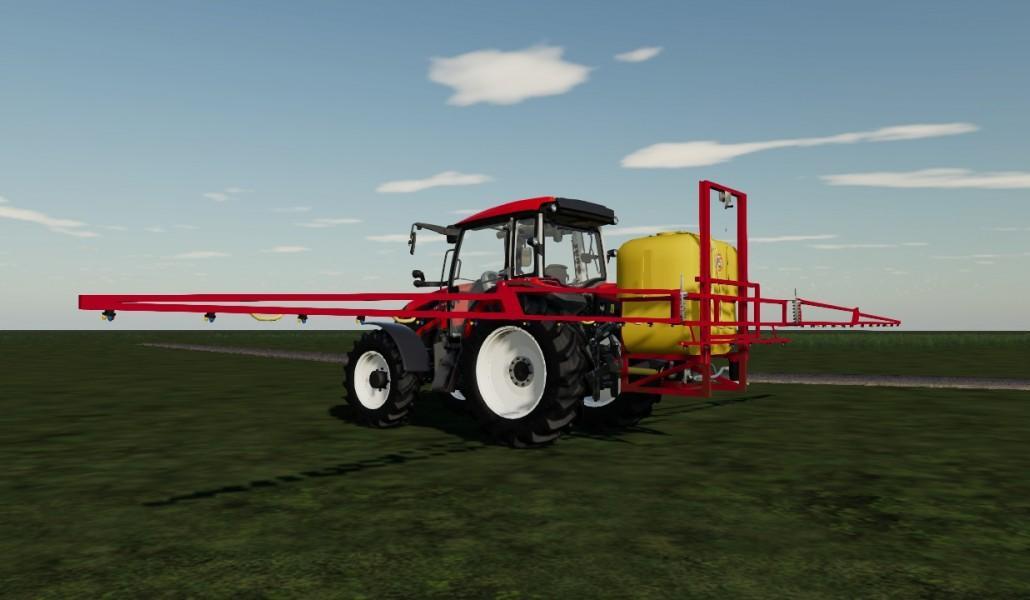 BIARDZKI 400L V1.0.0.0 для Farming Simulator 2019