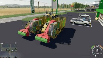 VERTI MIX 1702 V1.0.0.0 для Farming Simulator 2019