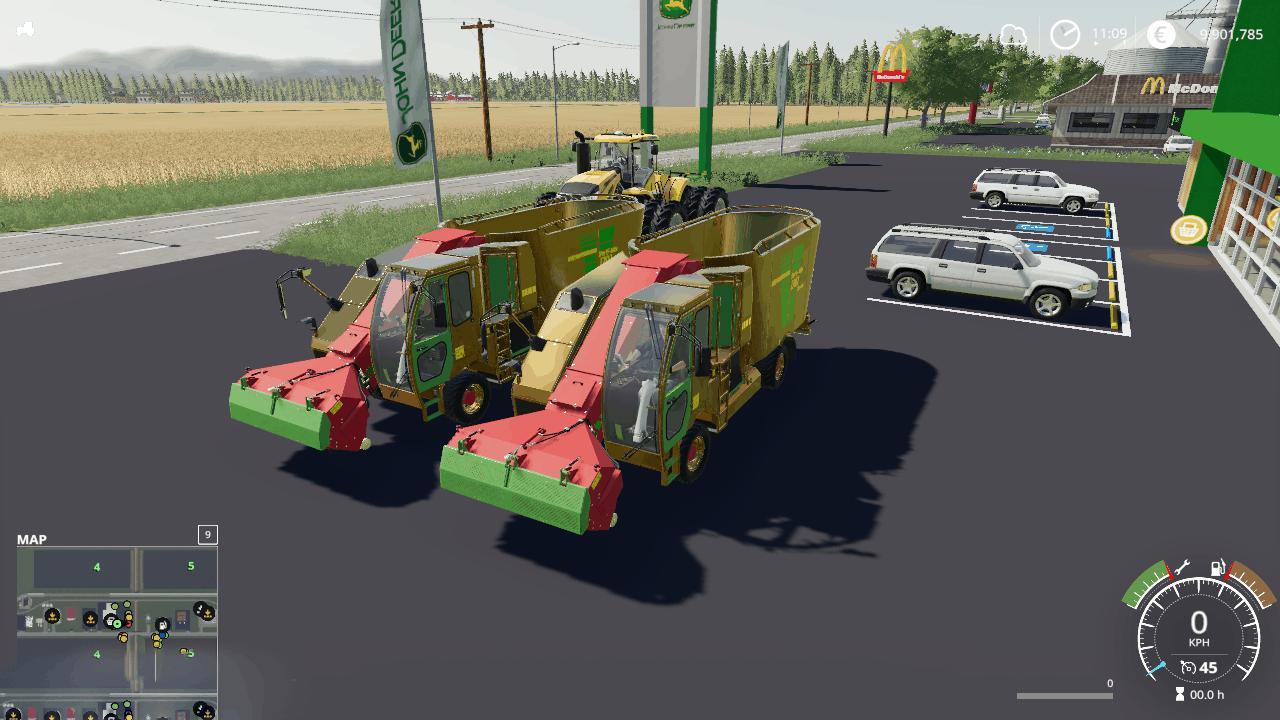 VERTI MIX 1702 V1.0.0.0 для Farming Simulator 2019