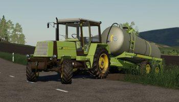 Fortschritt ZT 320-323-A v1.0.0.0 для Farming Simulator 2019