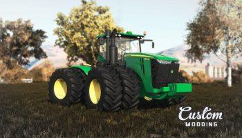 JOHN DEERE 9R 2014 SERIES V1.0.0.0 для Farming Simulator 2019