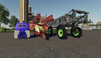 HARDI PACK V1.0.0.0 для Farming Simulator 2019