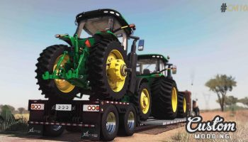 CM XL SPECIALIZED 80MFG V1.0.0.0 для Farming Simulator 2019