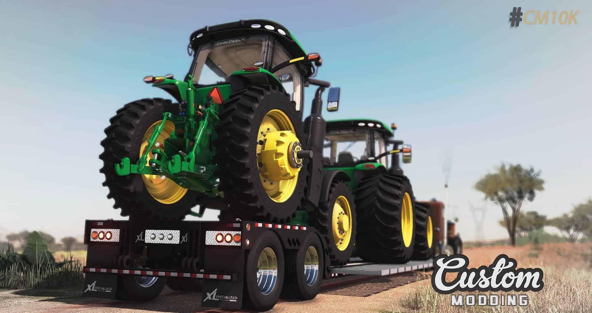CM XL SPECIALIZED 80MFG V1.0.0.0 для Farming Simulator 2019