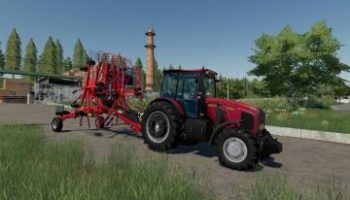 БЕЛАРУС МТЗ-2022В для Farming Simulator 2019