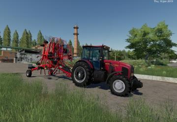 БЕЛАРУС МТЗ-2022В для Farming Simulator 2019