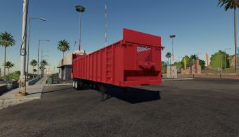 Полуприцеп Artex 3608 для Farming Simulator 2019