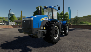 NEW HOLLAND T9060 V1.0.0.0 для Farming Simulator 2019