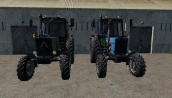 Мод МТЗ-82.1 (v1.0) для Farming Simulator 2019