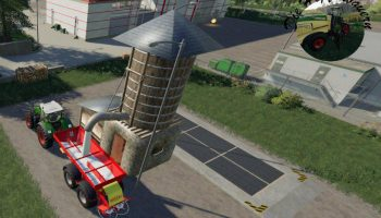 SEED TOWER V1.0.0.0 для Farming Simulator 2019