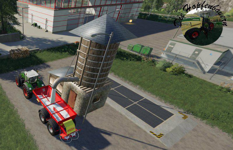 SEED TOWER V1.0.0.0 для Farming Simulator 2019
