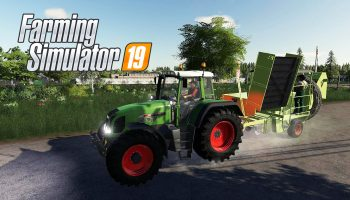 FORTSCHRITT K689 BEET COMBINE V1.0 для Farming Simulator 2019