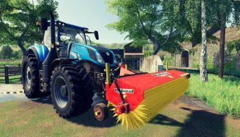 RABAUD SUPERNET 2200A V1.0.0.0 для Farming Simulator 2019