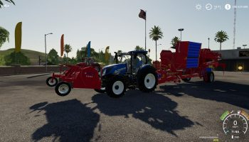 STACMEC PACK V1.1 для Farming Simulator 2019