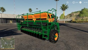 50 METER SEEDER CERES 3570 V1.0 для Farming Simulator 2019