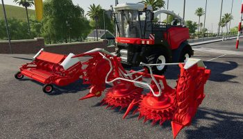 РОСТСЕЛЬМАШ 1403 PACK V1.0.0.0 для Farming Simulator 2019
